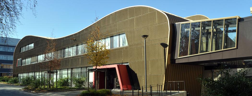 Erweiterungsbau Rechenzentrum der RWTH in Aachen (Leistungsphasen 6-8), Bauherr + Planung BLB NRW NL Aachen