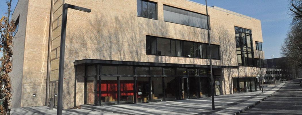 Neubau Hörsaalgebäude RWTH Aachen (Leistungsphasen 6-8) Bauherr BLB NRW NL Aachen, Planung HH+F Architekten